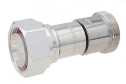 Precision 7/16 DIN Male to 7/16 DIN Female Adapter