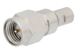 Precision SMA Male to SMP Male Adapter Full Detent