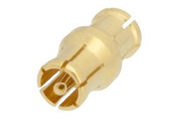 Precision Mini SMP Female to Mini SMP Female Adapter