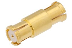 PE91102 - SMP Female to SMP Female Adapter, .377 inch Special Length