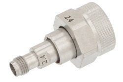 PE91145 - 2.4mm NMD Female to 2.4mm Female Adapter