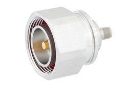 PE91175 - SMA Female to 7/16 DIN Male Adapter