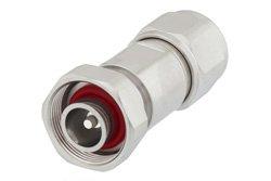 PE91216 - 4.1/9.5 Mini DIN Male to N Male Adapter, IP67 Mated