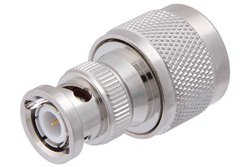 PE9127 - N Male to BNC Male Adapter