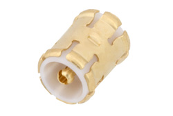 PE91370 - Slide-On MMBX Plug to MMBX Plug Snap-On Adapter, 4.8mm Long Bullet