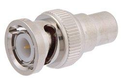 PE9171 - 50 Ohm BNC Male to 75 Ohm RCA Jack Adapter
