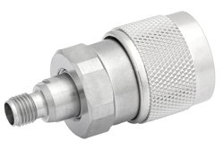 PE9321 - Precision 3.5mm Female to N Male Adapter