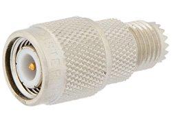PE9345 - TNC Male to Mini UHF Female Adapter