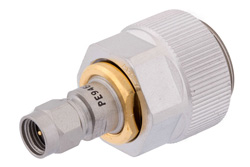 PE9460 - 2.92mm Male to 7mm Sexless Adapter