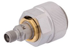PE9461 - Precision 2.92mm Female to 7mm Sexless Adapter