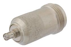 PE9463 - N Female to MCX Plug Adapter