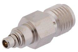PE9475 - SMA Female to MMCX Plug Adapter