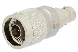 PE9491 - Precision N Male to BNC Female Adapter