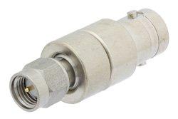 PE9495 - SMA Male to BNC Female Adapter