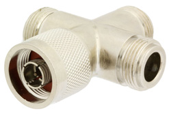 N Cross Adapter Male-Female-Female-Female