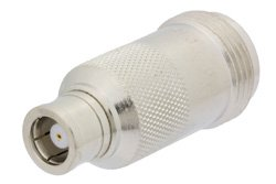 PE9585 - N Female to SMB Plug Adapter
