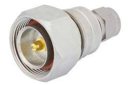 TNC Male to 7/16 DIN Male Adapter