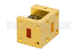 Waveguide Up Converter Mixer WR-28 From 26.5 GHz to 40 GHz, IF From DC to 18 GHz And LO Power of +13 dBm, UG-599/U Flange, Ka Band View 2