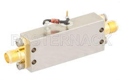 60 dB Gain, 19 dBm Psat, 1 GHz to 2 GHz, Limiting Amplifier, -40 to 10 dBm Pin, SMA View 2
