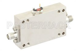 40 dB Gain, 19 dBm Psat, 6 GHz to 18 GHz, Limiting Amplifier, -20 to 20 dBm Pin, SMA View 2