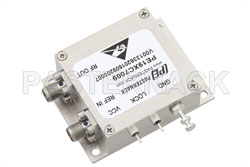 6 GHz Phase Locked Oscillator, 100 MHz External Ref., Phase Noise -90 dBc/Hz, SMA View 2