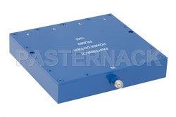 4 Way SMA Wilkinson Power Divider From 690 MHz to 2.7 GHz Rated at 10 Watts View 2