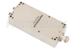 2 Way High Power Broadband Combiner From 500 MHz to 2.5 GHz Rated at 200 Watts, SMA View 2
