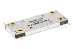 90 Degree Drop-In Hybrid Coupler From 500 MHz to 2.5 GHz Rated to 200 Watts View 2