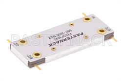90 Degree Drop-In Hybrid Coupler From 500 MHz to 3 GHz Rated to 125 Watts View 2