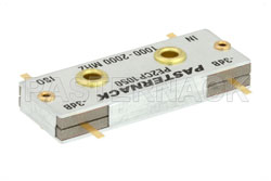 90 Degree Drop-In Hybrid Coupler From 1 GHz to 2 GHz Rated to 400 Watts View 2