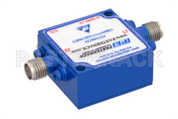 Absorptive SPST PIN Diode Switch Operating From 8 GHz to 12 GHz Up to 0.1 Watts (+20 dBm) and Field Replaceable SMA View 2