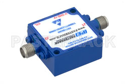 SPST PIN Diode Switch Operating From 2 GHz to 4 GHz Up to 0.1 Watts (+20 dBm) and Field Replaceable SMA View 2