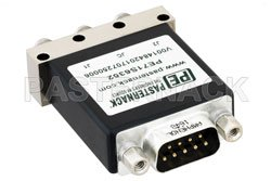 SPDT Electromechanical Relay Latching Switch, DC to 18 GHz, up to 90W, 12V, SMA View 2