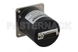 SP3T Electromechanical Relay Latching Switch, DC to 18 GHz, up to 90W, 28V, SMA View 2