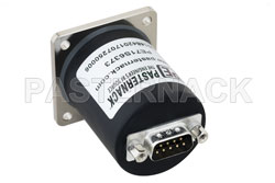 SP6T Electromechanical Relay Normally Open Switch, DC to 18 GHz, up to 90W, 12V, SMA View 2