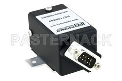 Transfer Electromechanical Relay Failsafe Switch, DC to 18 GHz, up to 90W, 24V, SMA View 2