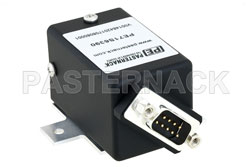 Transfer Electromechanical Relay Latching Switch, DC to 12 GHz, up to 90W, 12V, SMA View 2