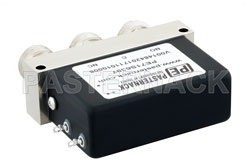 SPDT Electromechanical Relay Failsafe Switch, DC to 12 GHz, up to 600W, 28V, N View 2