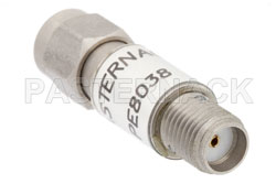 SMA PIN-Schottky Limiter, 100 Watts Peak Power, 14 dBm Flat Leakage, 11 GHz to 18 GHz View 2