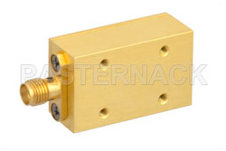SMA Calibrated Noise Source Module, Output ENR of 15 dB, +28 VDC, 10 MHz to 6 GHz View 2