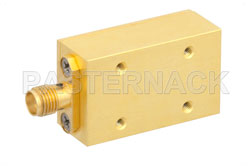 SMA Calibrated Noise Source Module, Output ENR of 15 dB, +28 VDC, 1 GHz to 18 GHz View 2