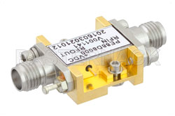 Frequency Divider, Divide by 8 Prescaler Module, 500 MHz to 18 GHz, Field Replaceable SMA View 2