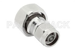 Low PIM N Male to 7/16 DIN Male Adapter, Low VSWR View 2
