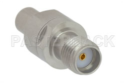 SMA Female to SMP Male Smooth Bore Adapter View 2