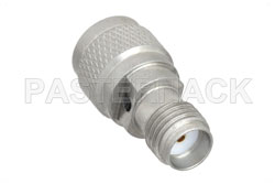 Push-On SMA Male to SMA Female Adapter View 2