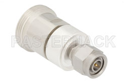 TNC Male to 7/16 DIN Female Adapter View 2