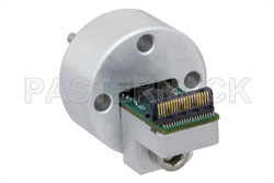 60 GHz Transmitter (Tx) Waveguide Module View 2