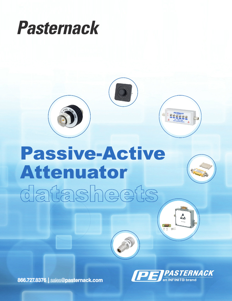 Datasheet Library - RF Attenuators
